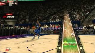 NBA 2K14: Slam Dunk Contest Tips