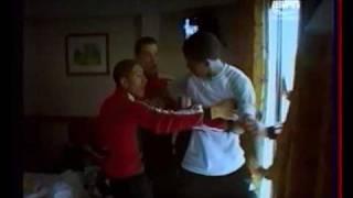 Ben Arfa vs Abou Diaby fight