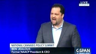 """Ben Jealous """"The War On Drugs Has Failed Us!"""""""