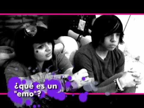 Ser EMO es Los Emo hablan Emos en Colima