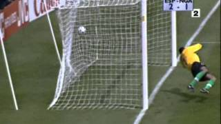 World Cup 1998 | Group D | Spain - Nigeria | 2-3 | Highlights