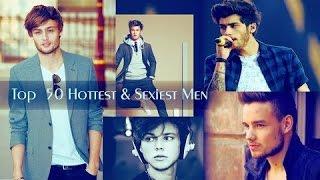 World's Top 50 Hottest & Sexiest Men 2016