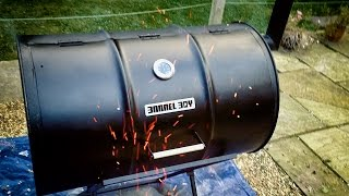 Barrel Boy Barbecue   How to build an Oil Drum Barrel BBQ