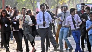 ICC World T20 Bangladesh 2014,Theme Song by IUBAT Flash Mob   YouTube