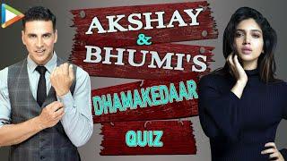 Akshay Kumar & Bhumi Pednekar's SUPERB Quiz | Toilet: Ek Prem Katha
