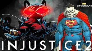 Injustice 2: NEW Fighter Pack 2 DLC Characters Reveal Soon! And Bizarro Premier Skin?