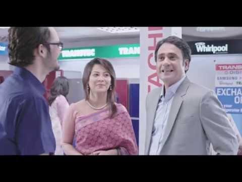 Transcom Digital Refrigerator & Freezer TVC