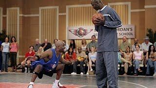 Michael Jordan (Age 41) Vs. Damon Wayans Sr. (Age 44) One On One (September 21, 2004)