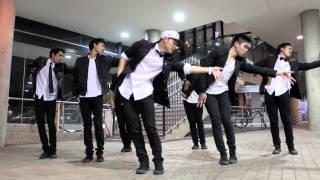 Kookies n Kream | Justin Bieber - As long as you love me Dance Choreography by Jet Valencia
