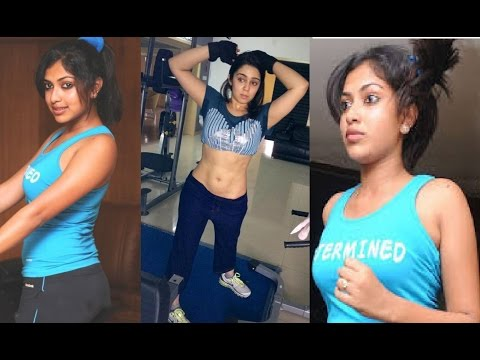 Actress working out in GYM   - Alia Bhatt , Charmi  , Amala Paul Video