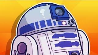 YO MAMA SO STUPID! R2D2 - Star Wars