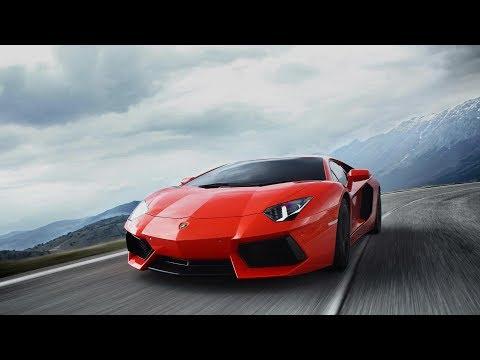 Mega Fábrica Lamborghini Aventador COMPLETO
