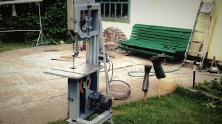 BANDSAW from the trash - 4