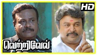 Vetrivel tamil movie | scenes | Sasikumar decides to kidnap Varsha for Ananth | Prabhu | Ilavarasu