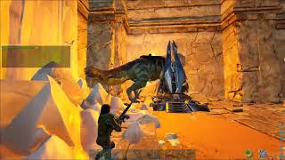 Ark Official PvP | Small Tribe Servers | Cave Raiding Episode 1 | Goon Squad