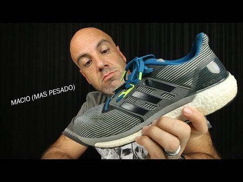 MACIO (MAS PESADO)   Adidas Supernova - Review