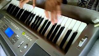 Ei Meghla Dine ekla - in piano (by Hemonto, Film-Ses porjonto)
