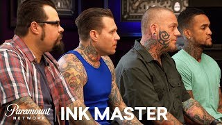 Elimination Tattoo Preview: Call Your Own Shot - Ink Master, Season 7