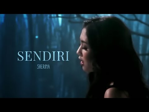 Sherina - Sendiri   Official Video Clip