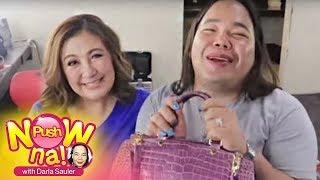 Push Now Na: Sharon Cuneta's bag raid Part 1
