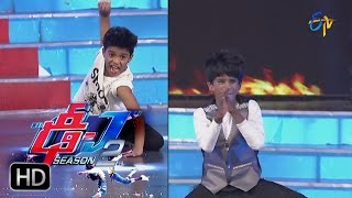 Dhee Juniors2 - Sivamani & Sadhwin - Shootout Round - Performance - 11th May 2016 - ఢీ జూనియర్స్2