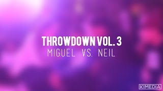 Jr. Break Top 8 - Miguel vs. Neil | Throwdown Vol. 3