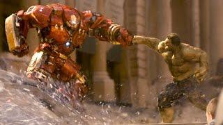 HULK Versus IRON MAN : Avengers 2 Extrait VF