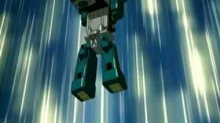 Transformers Energon Super Link Combiners Transforming HD