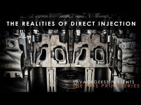 Direct Injection, Problems and Solutions | The Fine Print