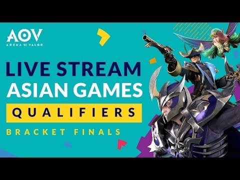 Xxx Mp4 ASIAN GAMES Qualifiers 26 Mei 2018 Garena AOV Arena Of Valor 3gp Sex