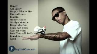 Best songs of Pharrell Williams