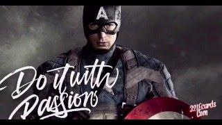 Captain America   Happy Birthday