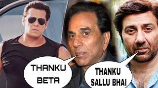 Salman khan helps deol family | YPD TRAILER attached to RACE 3 | Sunny deol | Salman Khan | bobby