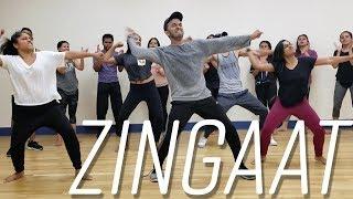 Zingaat Hindi | Dhadak | Dance | Choreography | Class | Ajay-Atul