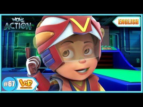 Xxx Mp4 Vir The Robot Boy Invisible Power Attack English Episodes For Kids WowKidz Action 3gp Sex