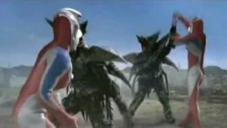 Cosmos vs Baltan - Brand New Soundtrack