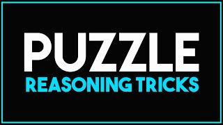 Puzzle Test Reasoning Tricks 2016 For IBPS & SBI PO Exam || Kartik Anand
