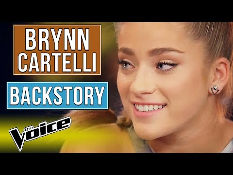 The Story of Brynn Cartelli and her journey on The Voice | The Voice 2018