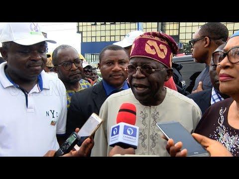 Why I Am Supporting Sanwo Olu Over Ambode Tinubu
