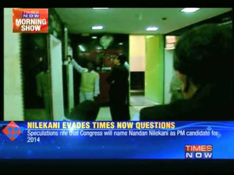 Nandan Nilekani for PM?