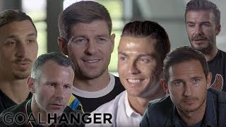 Ronaldo, Giggs, Lampard, Beckham and more on Wayne Rooney | Wayne Rooney: The Man Behind the Goals