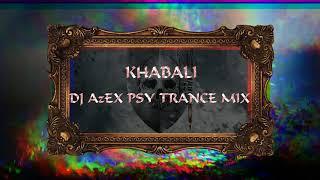 Padmavati Khalibali Psytrance Mix Viral Song Dj Azex New Bollywood Remixes Video