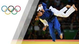 Rio Replay: Men's Judo 66kg Bronze Contest B