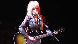 LUCINDA WILLIAMS The Ghosts of Highway 20 @ AB, BRUSSEL - 25.01.16