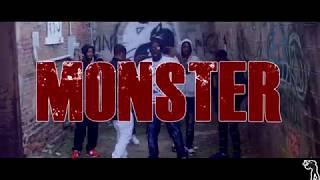 Donnie Bangg - Monster (OFFICIAL VIDEO) (Shot By. @CertifiedCinemas)