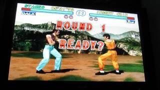 tekken 2 gameplaybaek