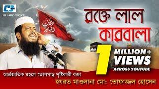 রক্তে লাল কারবালা | Rokte lal karbala | Tofajjol Hussain | Bangla Waj 2017