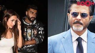 Anil Kapoor opens up on Arjun Kapoor & Malaika Arora