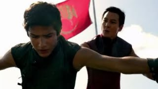 Into the Badlands Season 1 Episode 5 Review & After Show | AfterBuzz TV