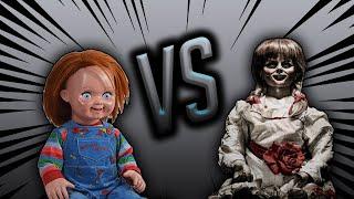 CHUCKY vs ANNABELLE - Wer würde gewinnen?